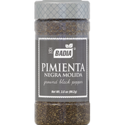 Badia Spices Pepper, Black, Ground