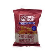 Covered Bridge Smokin' Sweet Barbecue Potato Chips