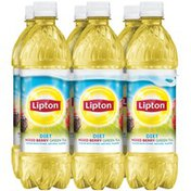 Lipton Diet Iced Green Tea with Mixed Berry