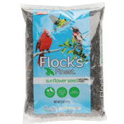 Flock's Finest Sunflower Seed Wild Bird Food