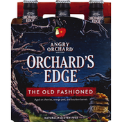 Angry Orchard Hard Cider, The Old Fashioned