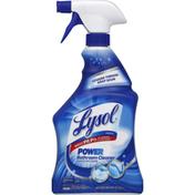 Lysol Bathroom Cleaner, Power
