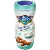 Blue Diamond Almonds Oven Roasted Sea Salt Almonds