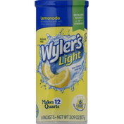 Wyler's Drink Mix, Low Calorie, Lemonade