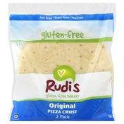 Rudis Pizza Crust, Gluten-Free, Original