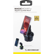 Scosche Magnetic Cup Holder Mount, Magnetic Mount Cup