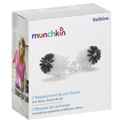 Munchkin Brush Heads, Replacement
