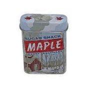 Big Sky Brands Sugar Shack Maple Candy Pastilles Tin