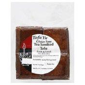 Tofu Yu Tofu, Gluten Free, Tea Smoked