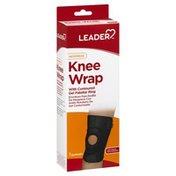 Leader Knee Wrap, Neoprene