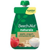 Beech-Nut Naturals Apple, Yogurt, Cinnamon & Oat
