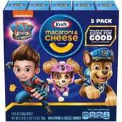 Kraft Macaroni & Cheese Dinner with Nickelodeon Paw Patrol Ready Race Rescue Pasta Shapes