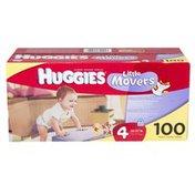 Huggies Supreme Baby Wipes Hi-Ct Junior S-4 100ct