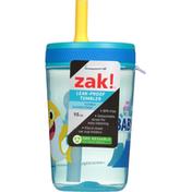 Zak! Tumbler, Leak-Proof, 15 Ounce