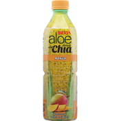Iberia Aloe Drink with Chia, Mango