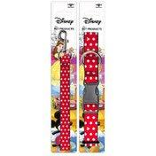 Buckle-Down Medium Disney Minnie Dog Leash & Collar Set