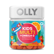 Olly Kids Multi + Omega