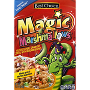 Best Choice Cereal, Magic Marshmallows