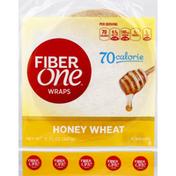 Fiber One Wraps, Honey Wheat