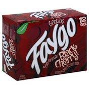 Faygo Soda, Cherry, Black Cherry!, Pack