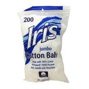 Iris Jumbo Cotton Balls