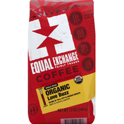 Equal Exchange Coffee, Organic, Whole Bean, Love Buzz
