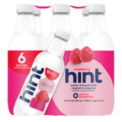 hint raspberry flavored water