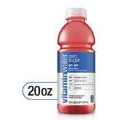 Glaceau Vitaminwater Vitaminwater Zero Go-Go Mixed Berry