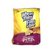 Wheat Thins Toasted Pita Garlic Herb Crackers