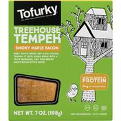 Tofurky Treehouse Tempeh, Smoky Maple Bacon