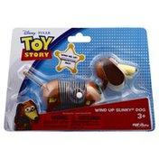 Disney Toy, Wind Up Slinky Dog, Toy Story, Blister Pack