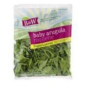 B & W Baby Arugula