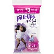 Pull-Ups Girls' Potty Training Pants, 4T-5T