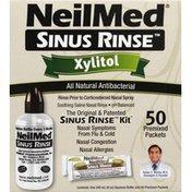 NeilMed Sinus Rinse Kit, Xylitol