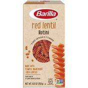 Barilla® Red Lentil Pasta, Gluten Free Pasta, Rotini