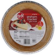 Big Y Original Graham Cracker Pie Crust