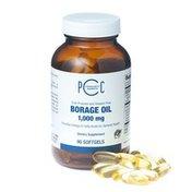 Borage Oil 1,000 Mg Dietary Supplement