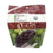 Made in Nature Organic Naturally Sun Dried Raisins