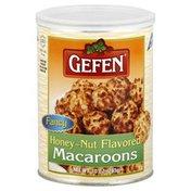 Gefen Macaroons, Honey-Nut Flavored
