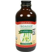 Frontier Natural Products Co-op Frontier Organic Fair Trade Certified Vanilla Extract