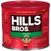 Hills Bros. Decaf Medium Roast Ground Coffee