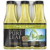 Pure Leaf Green Tea with Honey Iced Tea