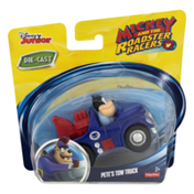 Disney Mickey and the Roaster Racers Die Cast Car Pete's Tow Truck