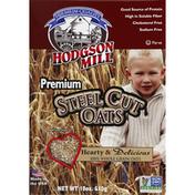 Hodgson Mill Steel Cut Oats, Premium