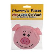 Mommy's Kisses Hot & Cold Gel Pack for Ouchies & BooBoos