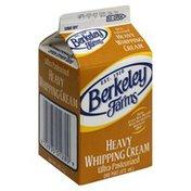 Berkeley Farms Heavy Whipping Cream