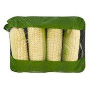 White Corn on the Cob (Pack)