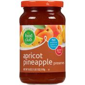 Food Club Apricot Pineapple Preserves