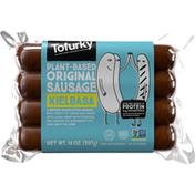 Tofurky Kielbasa Polish-Style Meatless Sausage