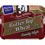 Aunt Millie's Bread, Wheat, Butter Top, Family-Style